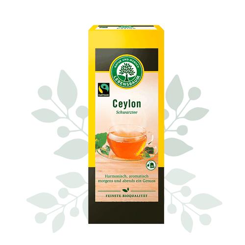Čierny cejlónsky čaj BIO
